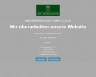 Bild Webseite Jahn Immobilien und Beteiligungen Berlin
