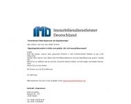 Bild Webseite AUFINA IMD Immobilien direct Dresden