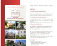 Bild Webseite SOLIDA Immobilien Dresden, Inh. Thomas Malschewski Dresden