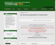 Bild Webseite  Pullenreuth