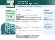 BGH Immobilien- und Hausverwaltungs GmbH, Dachau