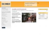 Bild Webseite  Hausen