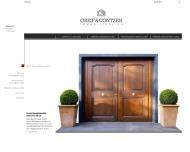 Bild Webseite Greif + Contzen Immobilienmakler Köln