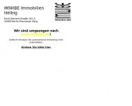 Bild Webseite IMWIBE Immobilien Helbig Berlin