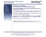 Bild Webseite Hoog Dipl.-Volksw. Jürgen Köln