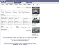 Bild Webseite AGIS Gewerbe Immobilien Hans-Jürgen Jahr Berlin
