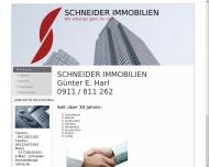 Bild Webseite Mittelfränkische Maklervereinigung (MMV) Nürnberg