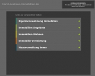 Bild Webseite Neuhaus Horst Frankfurt