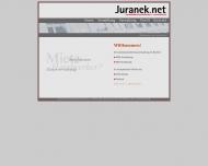 Bild Webseite Juranek Anja Köln