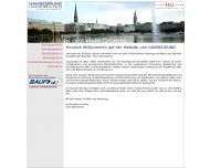 Bild Webseite HANSEGRUND Immobilien Inh. Andreas Vinzing Hamburg