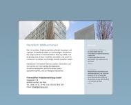 Bild Webseite gr Grundstücks Frankfurt