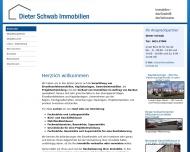 Bild Webseite Schwab Dieter Mannheim