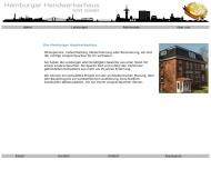 Bild Webseite Hamburger Handwerkerhaus Manke Hamburg