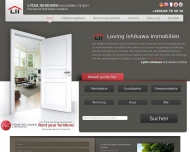 Bild Webseite Lydia Ishikawa Immobilien Frankfurt
