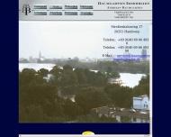 Bild Webseite Baumgarten Immobilien, Andreas Baumgarten Hamburg
