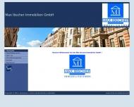 Bild Webseite Max Ibscher Immobilien München