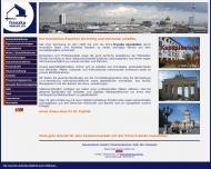 Bild Webseite Franzka Berlin