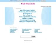 Bild Webseite NSP Finanz-u.Immobilienmakler Hamburg