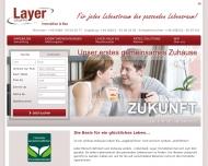 Bild Webseite Dipl. Ing. W. Layer München