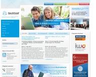 Bild Webseite Haus + Grund Immobilien-Management Berlin