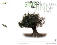 Bild Webseite Tiegs Brigitte Psychologische Beratung Hamburg