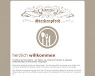 Website Restaurant Steckenpferd Party- und Veranstaltungsservice