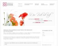 Bild Webseite Praxis für Naturheilkunde Hamburg