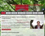 Bild Webseite  Hofbieber