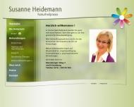 Bild Webseite Heidemann Susanne Heilpraktikerin Hamburg