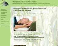 Bild Webseite Stieler Susanne Heilpraktiker Hamburg