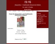 Bild Akupunkturpraxis Proske Helmut Dr.med.