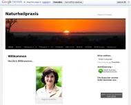 Bild Webseite Schweizer Dagmar Heilpraktikerin Hamburg