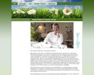 Bild Webseite Heilpraktikerin Annick Portal Heilpraktikerin Hamburg
