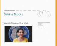 Bild Webseite Praxis für klassische Homöopathie Brocks Sabine Düsseldorf