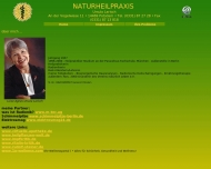 Website Naturheilpraxis Ursula Larisch Heilpraktiker