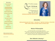 Bild Webseite Dartmann Angela Heilpraktikerin Hamburg