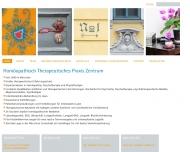Bild Webseite Hock Nikolaus Homöopathisch Therapeutisches Praxiszentrum und Geißler Jan München