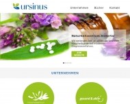 Bild Webseite Ursinus Lothar Hamburg