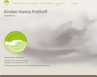 Bild Webseite Heilpraktikerin Düsseldorf