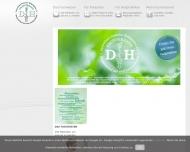 Bild Webseite Fachverband Deutscher Heilpraktiker Landesverband Hamburg e. V. Hamburg