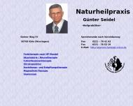 Bild Seidel Günter Heilpraktiker