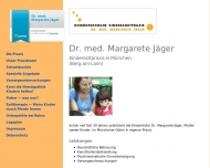 Bild Jäger Margarete Dr.med. Kinderärztin-Homöopathin