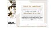 Bild Webseite Falstaff - die Theater-Kneipe Bremen