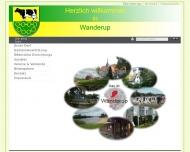Bild Webseite Jugendheim Wanderup Wanderup
