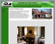 Bild Webseite  Burgwedel