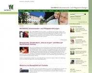 Bild Maternus Verwaltungs- u. Betriebsgesellschaft für Seniorenwohnheime mbH
