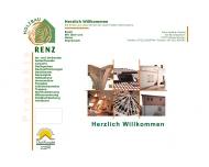 Bild Renz Holzbau GmbH Zimmerei Dachausbau Treppenbau Dachfenster