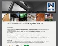 Bild Schwerdtfeger Holzbau
