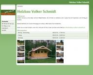 Bild Holzbau Voker Schmidt e. K.