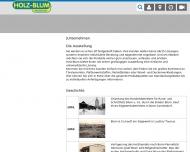 Website Blum